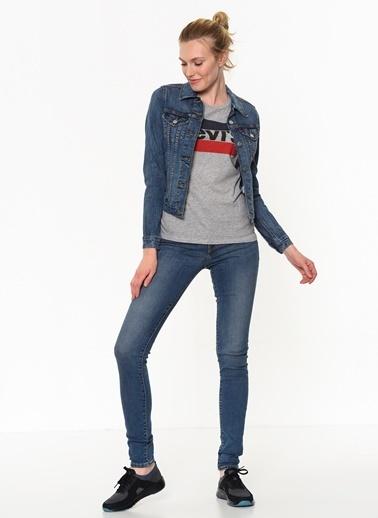 Levi's® Jean Pantolon | 721 - Skinny Lacivert